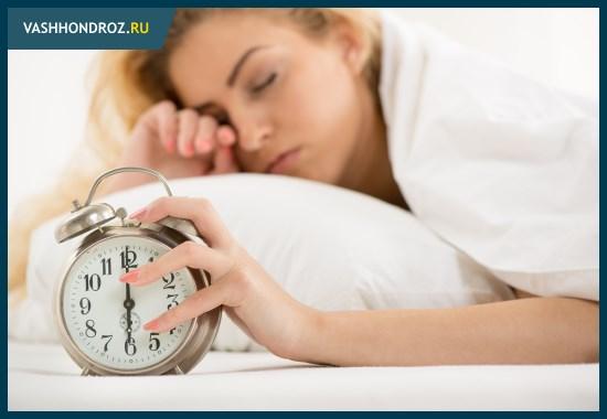 Полноценный сон при остеохондрозе